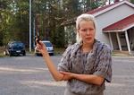 Johanna etsii 3G-kenttää.