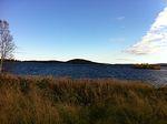 Inarista! Inain järvi siinteli sinisenä
