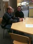 Niina haastattelee Mircaa Klubitalon toiminnasta.